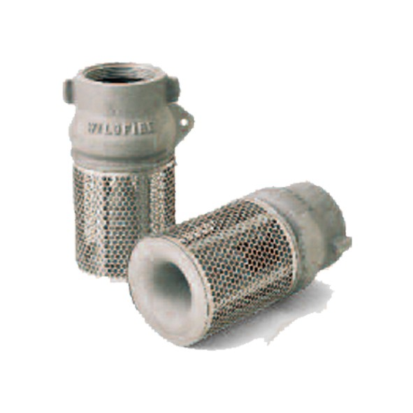 "FOOT VALVE & STRAINER 2"" (51 mm)"