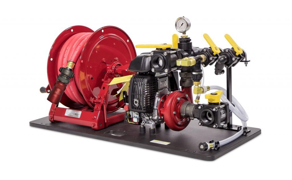 MINI-STRIKER® Lightweight High-Pressure Fire